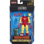 Iron Man Marvel Legends Tony Stark A.I. Action Figure (Marvel's Mr. Hyde BAF)
