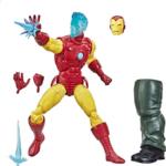 Iron Man Marvel Legends Tony Stark A.I. Action Figure (Marvel's Mr. Hyde BAF) 2