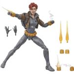 Marvel Legends Black Widow Grey Suit Exclusive Action Figure 6-inch 2