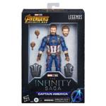 Captain America Marvel Legends The Infinity Saga Walmart Exclusive