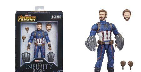 Marvel Legends Infinity Saga Captain America
