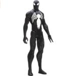 Marvel Ultimate Spider-Man Titan Hero Series Black Suit 12 Inch