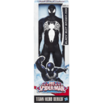 Marvel Ultimate Spider-Man Titan Hero Series Black Suit 12 Inch 2