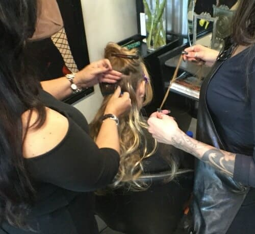 hair extensions education