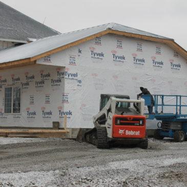 Orrmont Farm-Construction Update