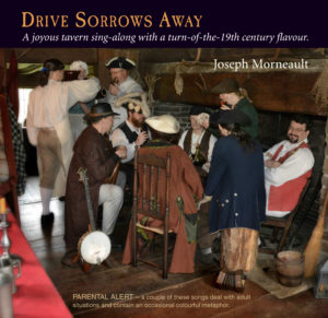 The above segment is from Joseph's Tavern Sing recording... Click on the image to be taken to Ebay to purchase the whole CD.