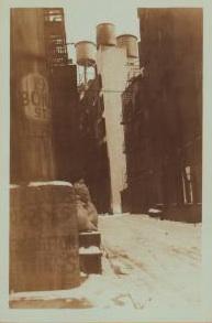 19th century photo of Shinebone Al(ley)