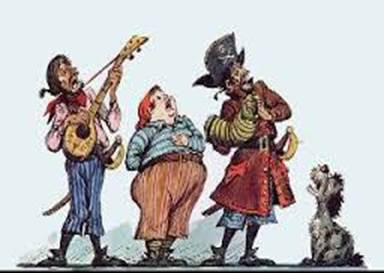 singing pirates
