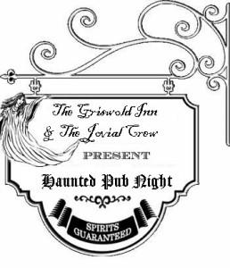 Haunted Pub Sign