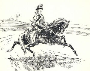 Trooper Christiana Davis, 6th (Inniskilling) Dragoons