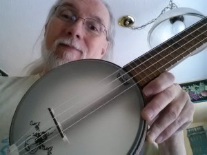 Bob and banjo-uke