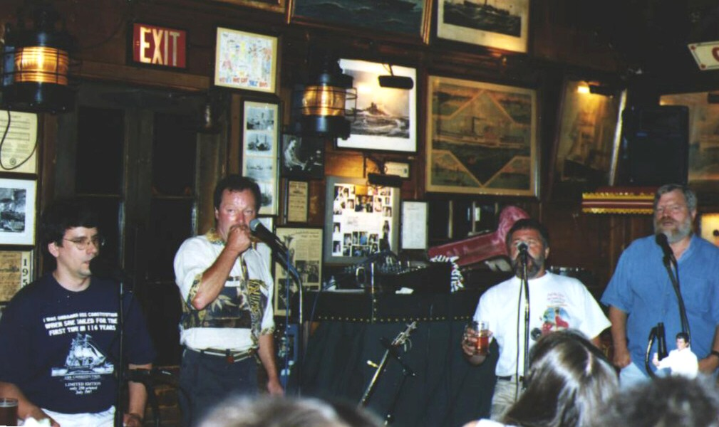 1999 - Jos, Paul, Cliff, Jim.