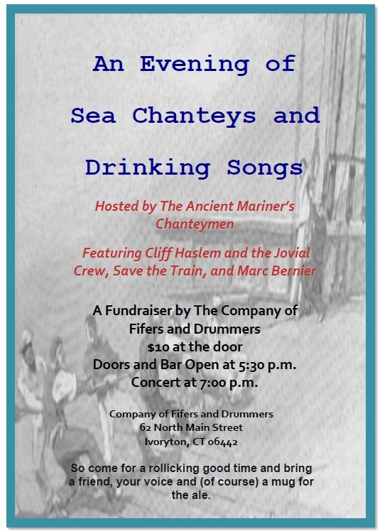 Company Chantey Night