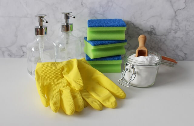 Tips to clean house