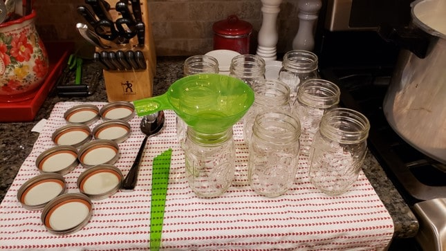 Getting Started With Canning Gadgets