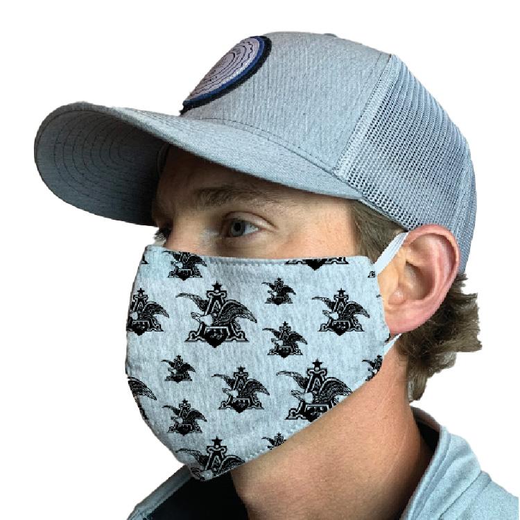 Aheiser Busch Custom Face Masks