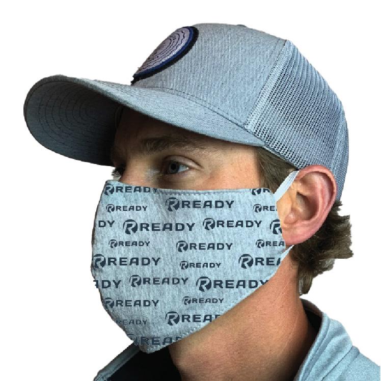 Ready Custom Face Mask Design