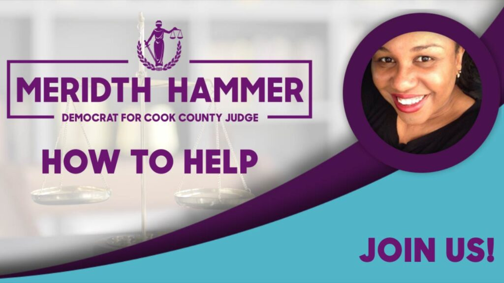 Meridth Hammer for Cook County Judge