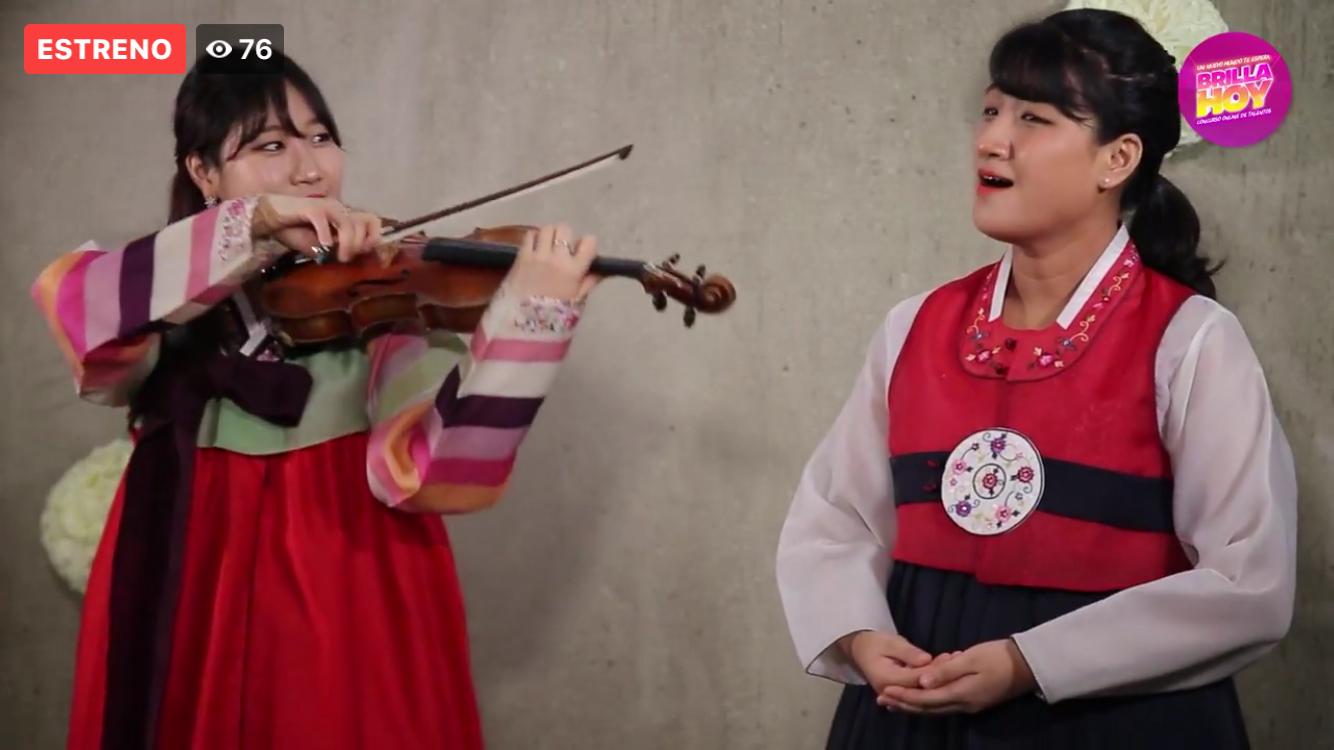 Dúo de Soprano y violín- Arirang