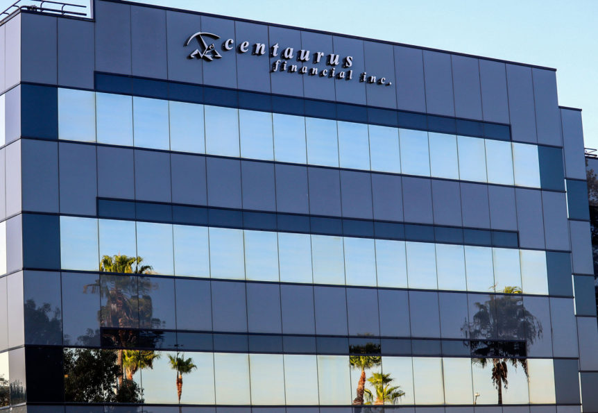 Centaurus Financial, Inc. Keeps Workers Safe