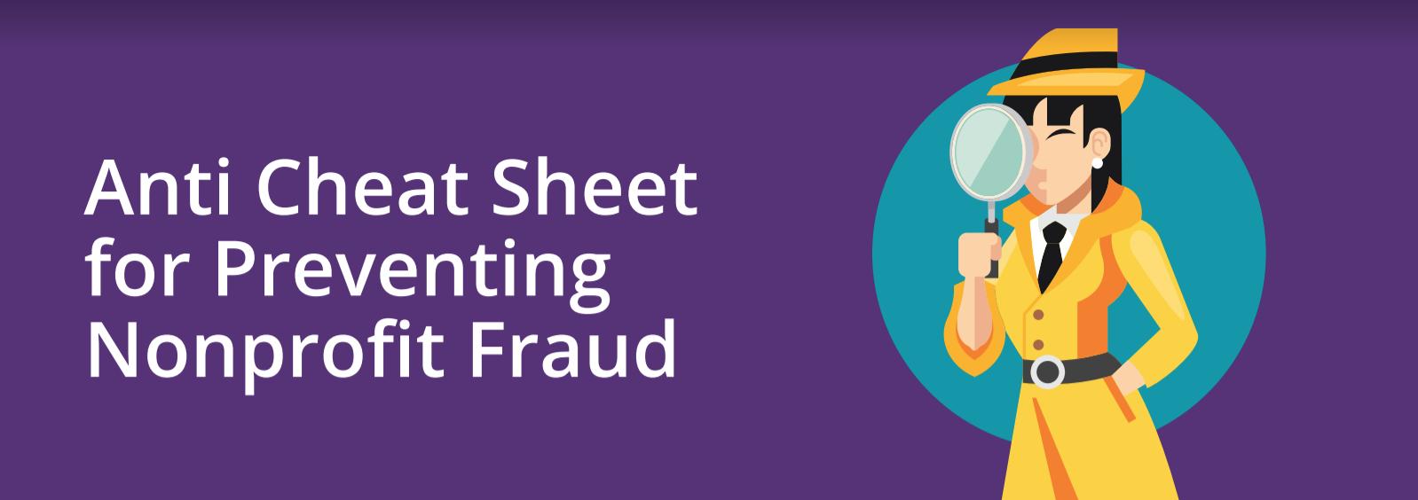 Preventing Nonprofit Fraud