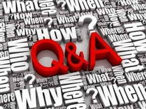 Q & A SESSION!