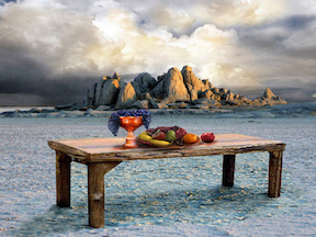 Can God Prepare a Table in the Desert?