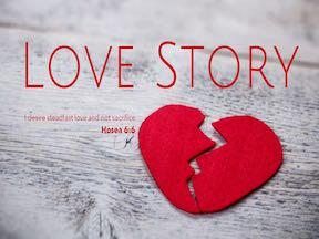 God's Reveals His Broken Heart