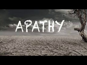 Dangers of Apathy