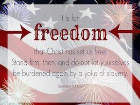 Paul's Emancipation of Proclamation