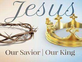 MESSIAH SAVIOR KING LORD