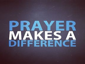 What a Difference a Prayer Can Make