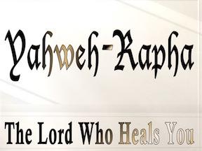 The Twelve Ways God Heals