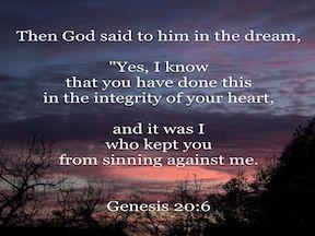 Abraham Lies Again and Ruins His Testimony