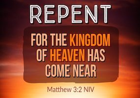 Faith Through Repentance