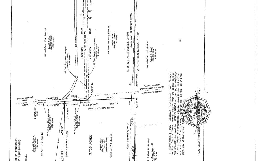 TBD N.W. STALLINGS DR – 7 ACRES – $595,000 – MLS#2200206