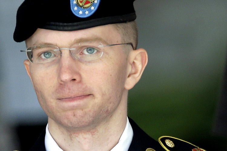 Typical Day For PFC Bradley Manning