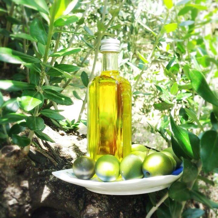 pasta nostra olive oil