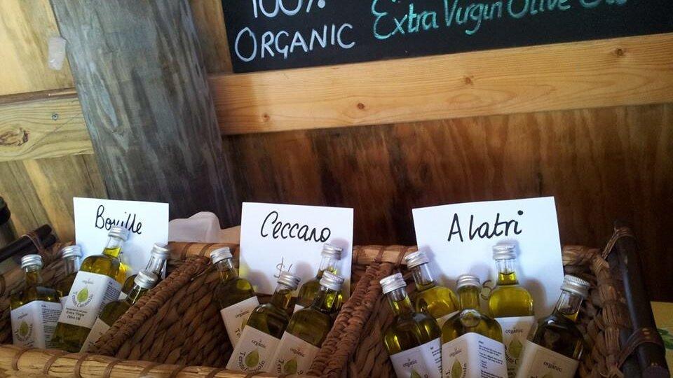 superior extra virgin olive oil