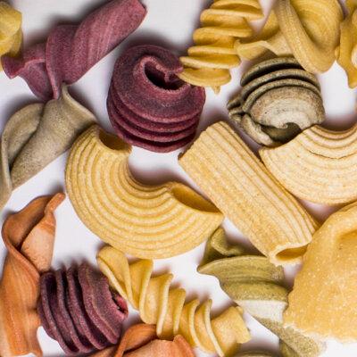 Pasta Nostra pasta shapes