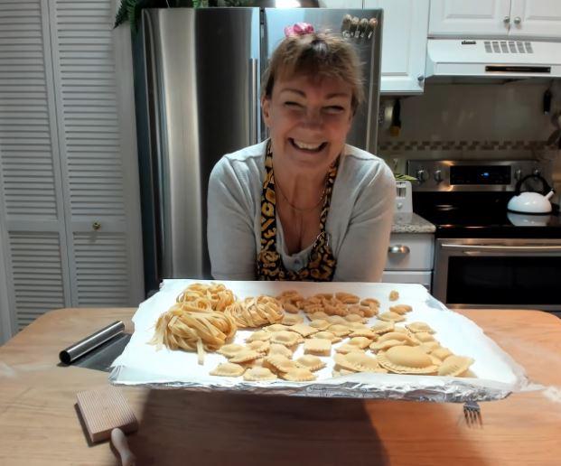 How to make real Italian egg pasta