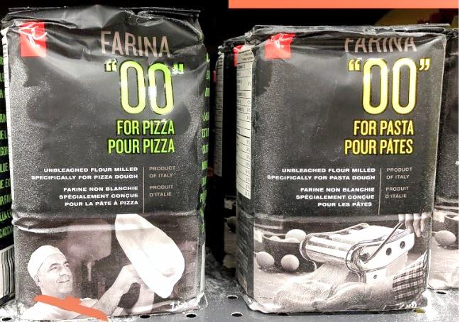 tipo 00 flour