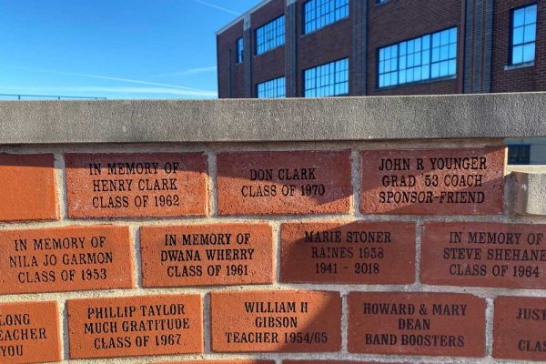 Hunt Memorials Commercial Bricks and Pavers