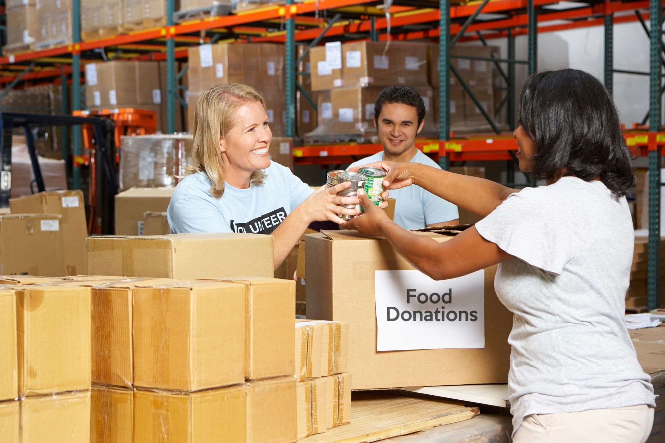 Host a drive or make an individual donations of our most needed items