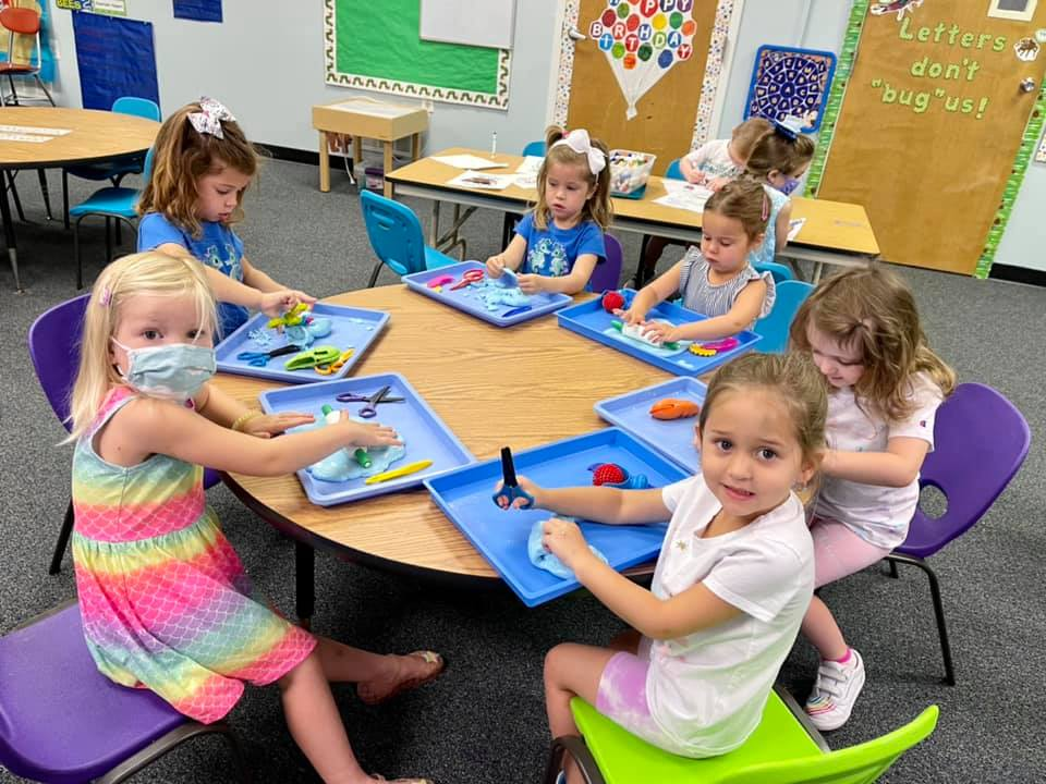 Preschoolers learning by experience