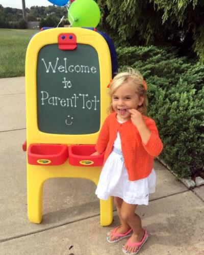 Child in Parent Tot Program