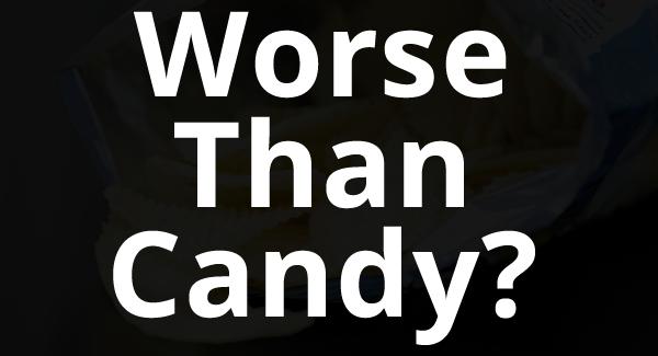 worse than candy? - Pediatric Dentist in Katy