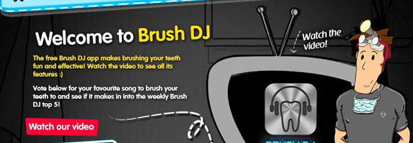 Brush Dj graphic 2