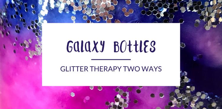 Galaxy Bottles 2 Ways