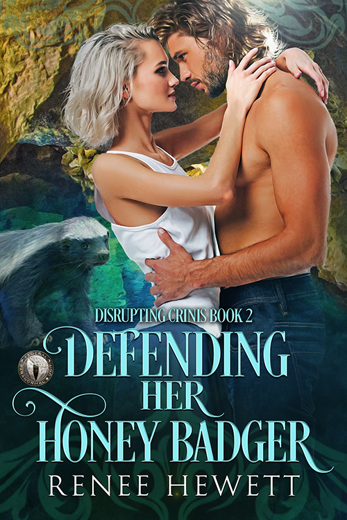 Book Cover: Defending Her Honey Badger